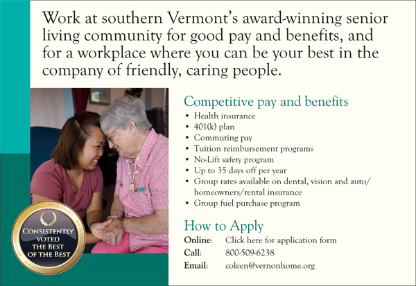 VH Recruitment Ad branding